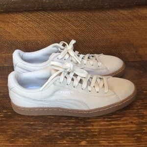 💋 PUMA Basket Weave Sneakers